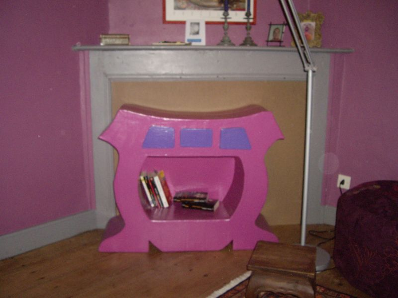 commode asiatique carton et patine. Black Bedroom Furniture Sets. Home Design Ideas
